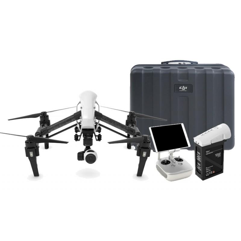 Квадрокоптер DJI INSPIRE 1 V2.0 4K