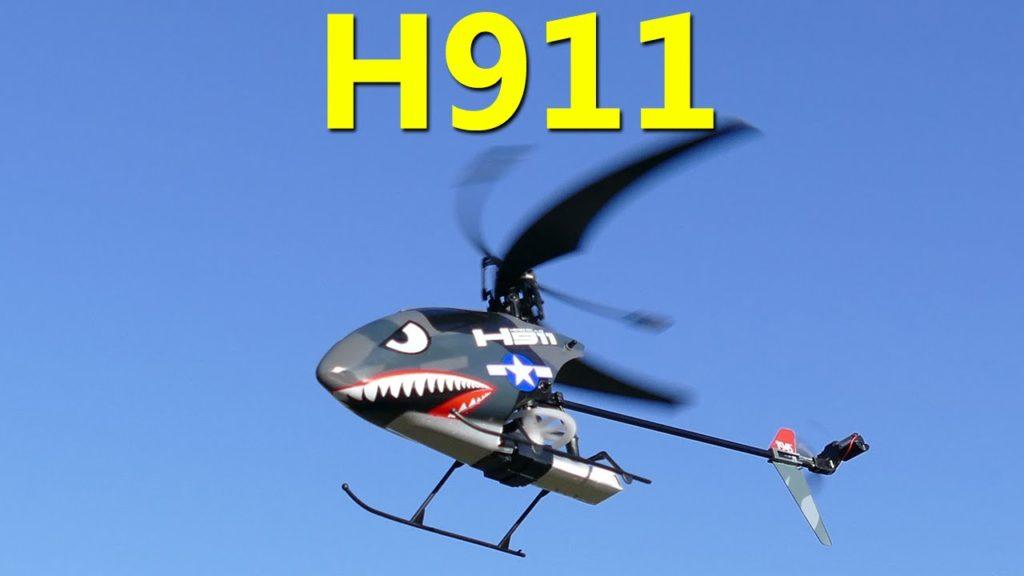 Вертолет Hero RC H911