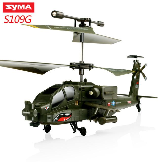 Вертолет Syma S109G