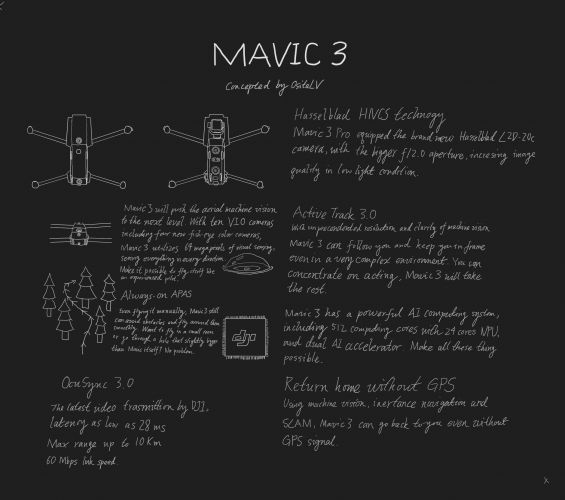 DJI-Mavic-3 слухи