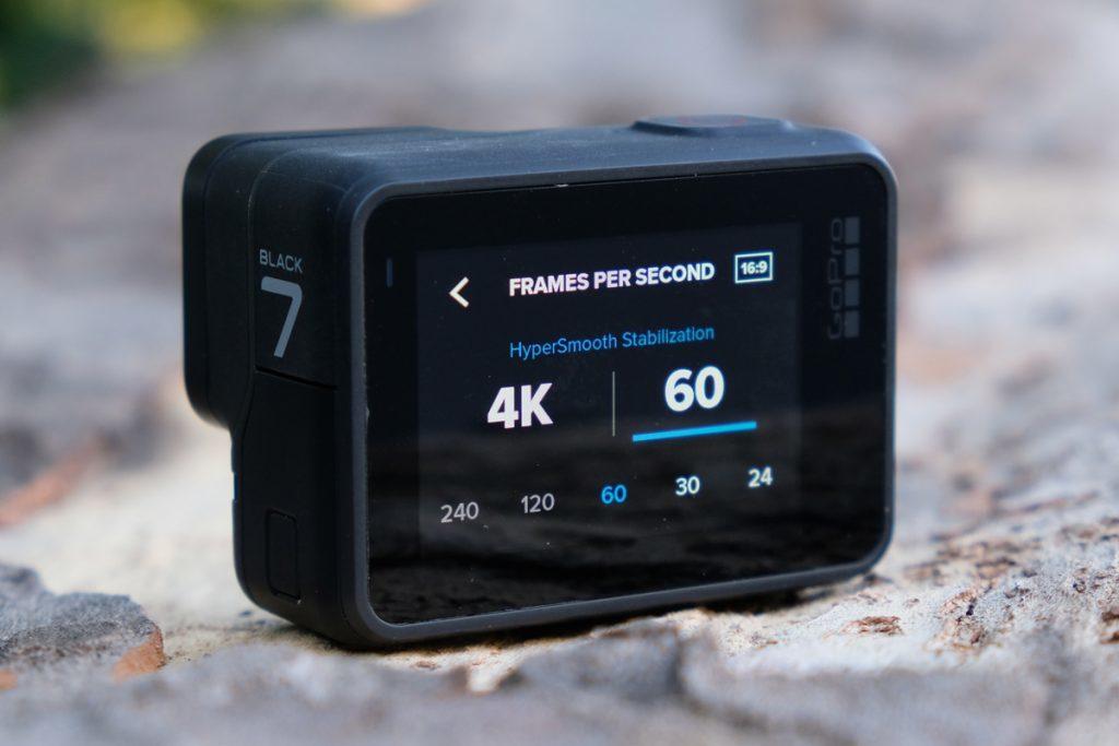 GoPro HERO 7 обзор экшн-камеры и характеристики