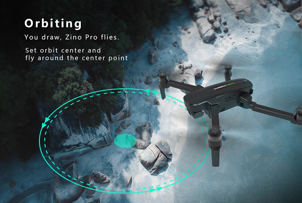 Hubsan ZINO PRO RC Drone
