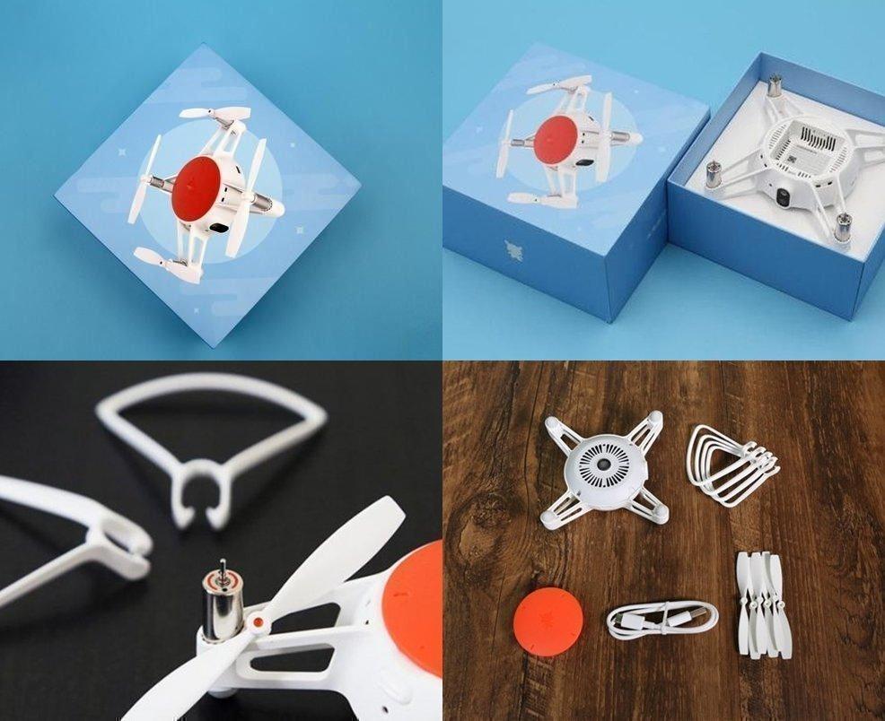 Xiaomi MITU RC обзор модели мини дрона