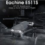 Eachine E511S wifi FPV обзор квадрокоптера
