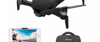Eachine EX4 обзор хороший квадрокоптер с камерой 4К