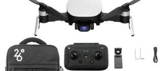 JJRC X12 Aura обзор складного квадрокоптера с HD-камерой