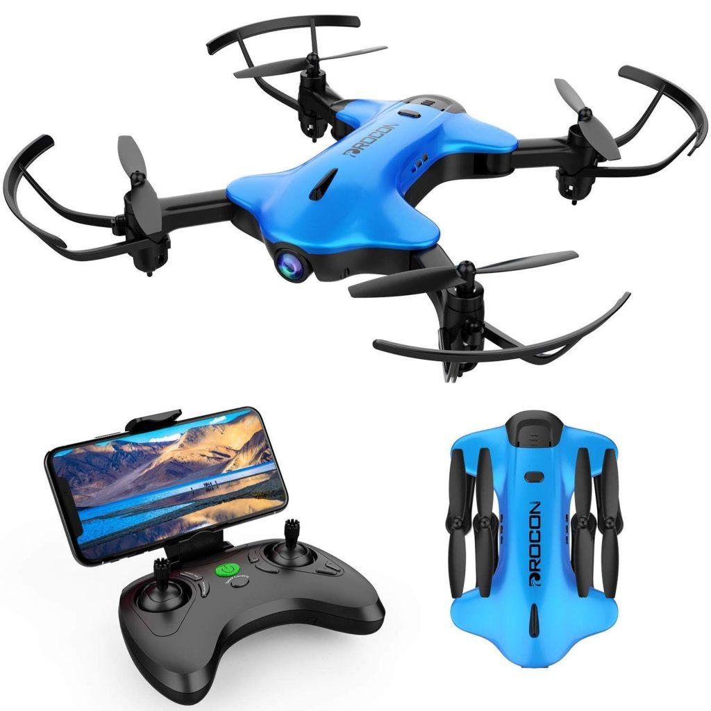 Лучшие дроны для детей DROCON Ninja Drone