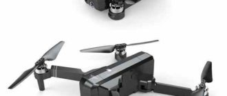 SJRC F11 Pro обзор квадрокоптера с 2K камерой