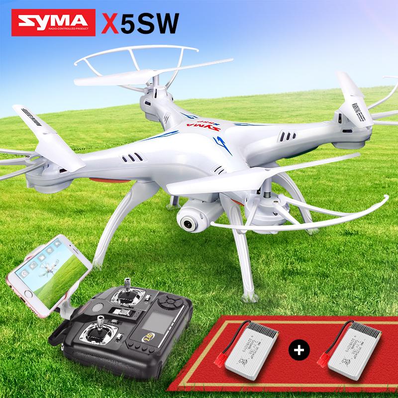 Syma X5SW Лучший квадрокоптер для детей