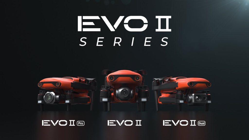 Autel Evo 2 характеристики отзывы