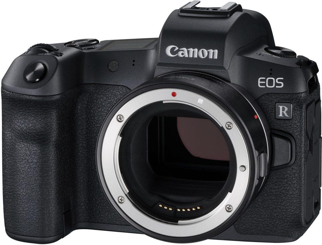Canon EOS R body обзор, характеристики фотоаппарата, примеры фото