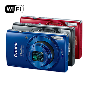 Фотоаппарат Canon PowerShot ELPH 190