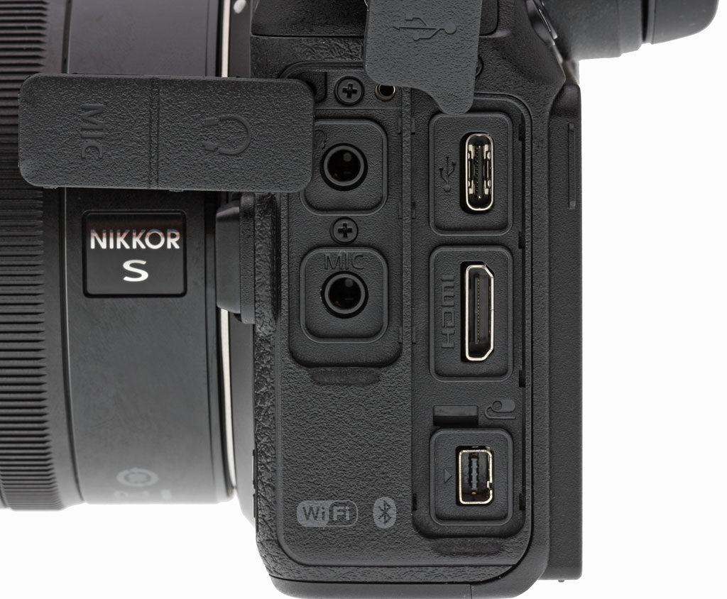 Фотоаппарат Nikon Z7 обзор, характеристики
