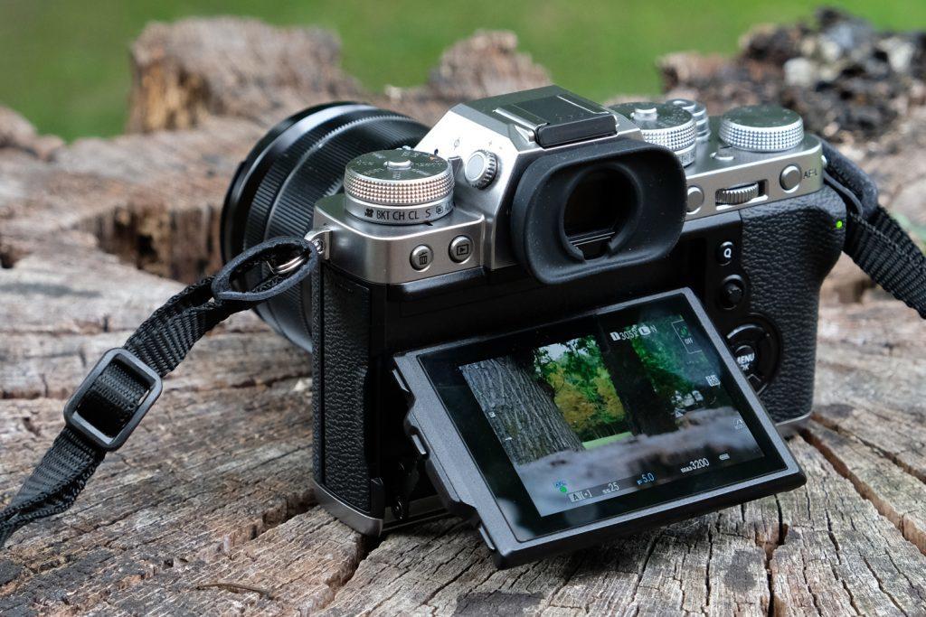 Fujifilm X-T3 body Обзор фотоаппарата, характеристики, примеры фото