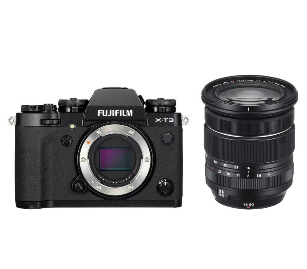 Fujifilm X-T3 body Обзор фотоаппарата, характеристики