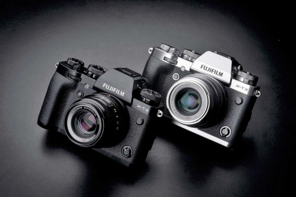 Fujifilm X-T3 body отзывы, характеристики фотоаппарата