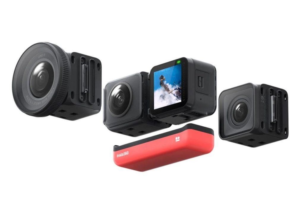 Insta360 ONE R экшн камера Возможности, характеристики