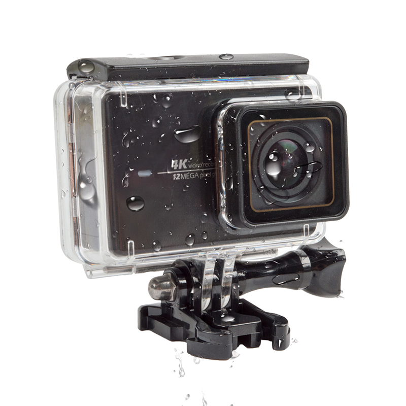 Как и какую экшн камеру 4K выбрать