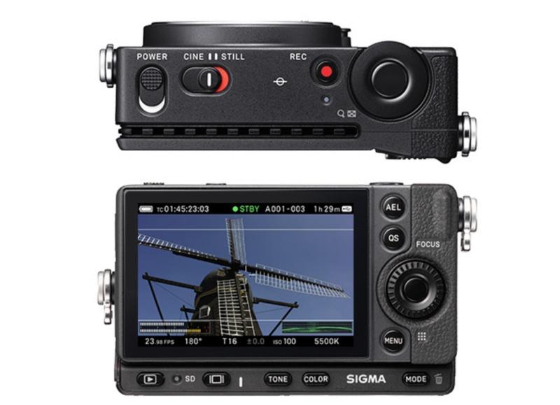 Камера Sigma fp обзор, характеристики