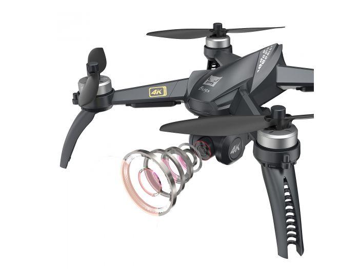 MJX Bugs 5W 4k gps Преимущества и недостатки обновленного дрона
