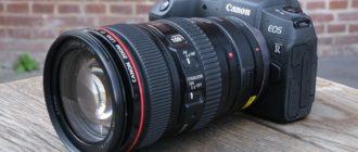 Спецификации и характеристики Canon EOS RP