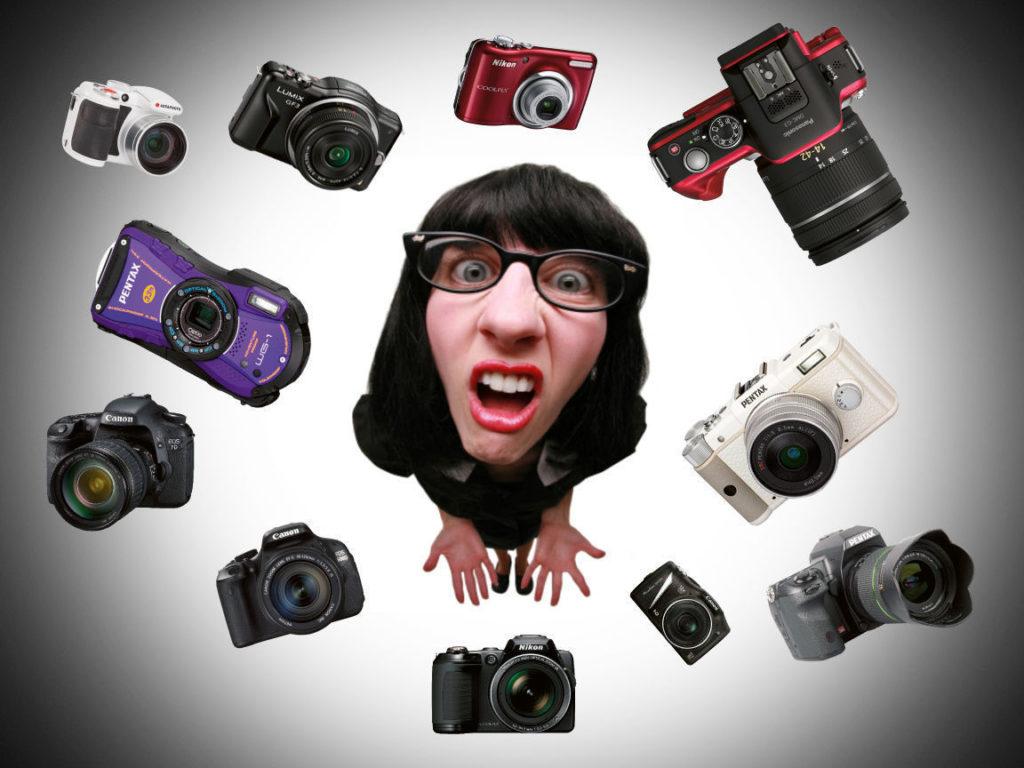 Топ лучших цифровых фотоаппаратов чем отличается от зеркального