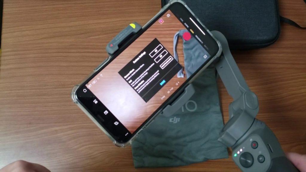 преимущества и недостатки DJI Osmo Mobile 3