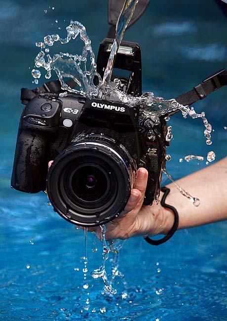 Влагозащита фотоаппарата