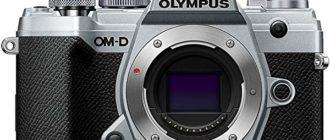 Фотоаппарат Olympus OM-D E-M5 Mark III Обзор
