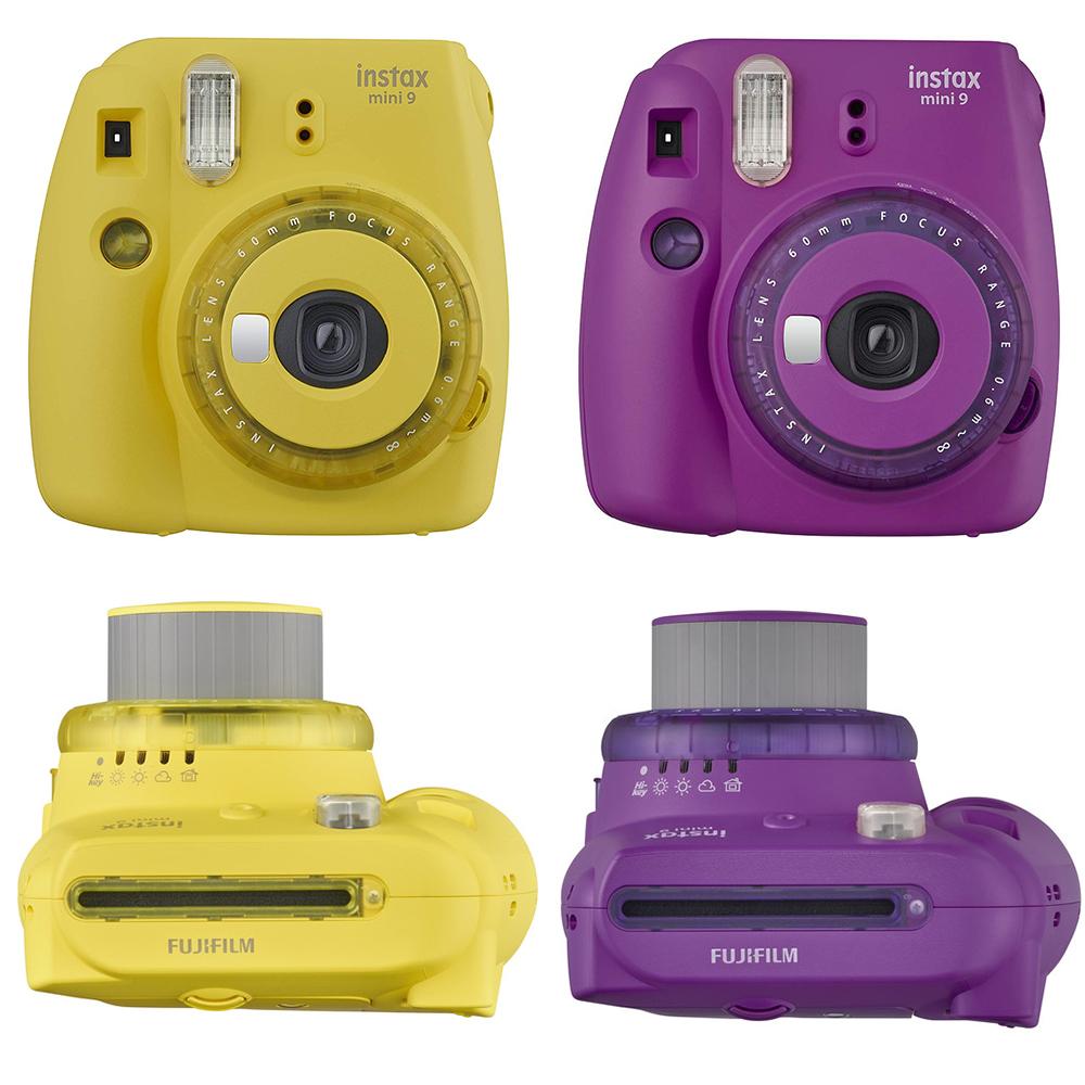 FujifilminstaxMini9 Все плюсы от фотоаппарата мгновенной печати