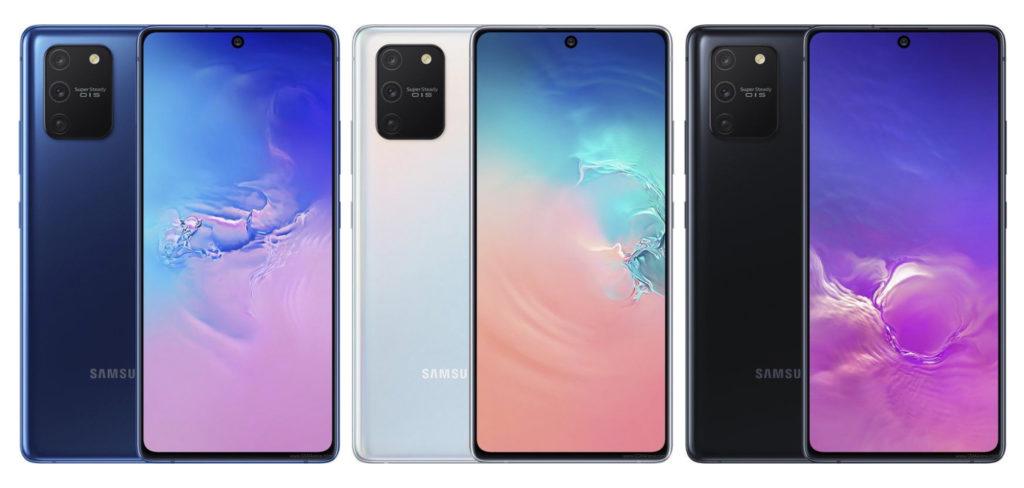 Galaxy S10 Lite обзор, характеристики, отзывы