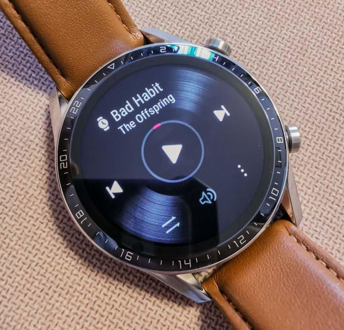 Huawei Watch GT 2 46 mm Обзор умных часов, характеристики