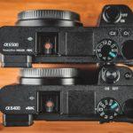 Какой фотоаппарат лучше выбрать a6400 vs Sony A6500