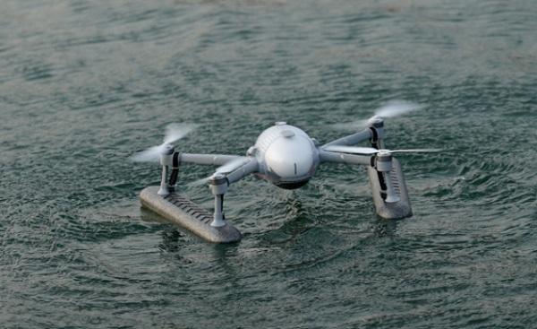 PowerVision PowerEgg X многофункциональная летающая камера в форме яйца