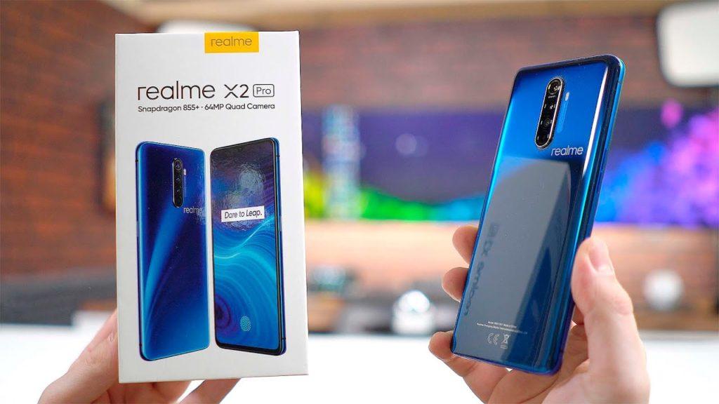 Realme X2 Pro обзор, характеристики, отзывы