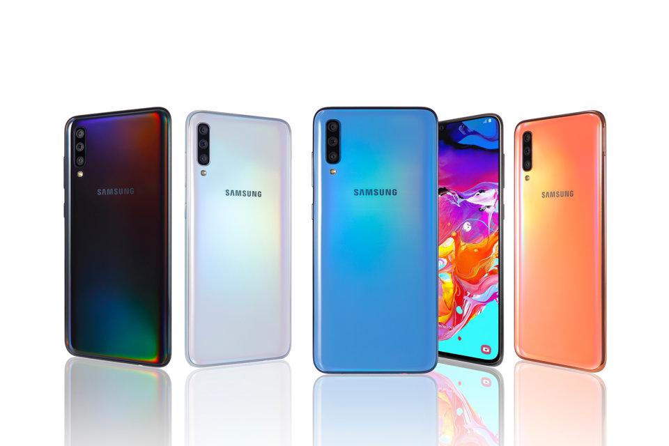 Samsung Galaxy A70 Обзор, характеристики, отзывы