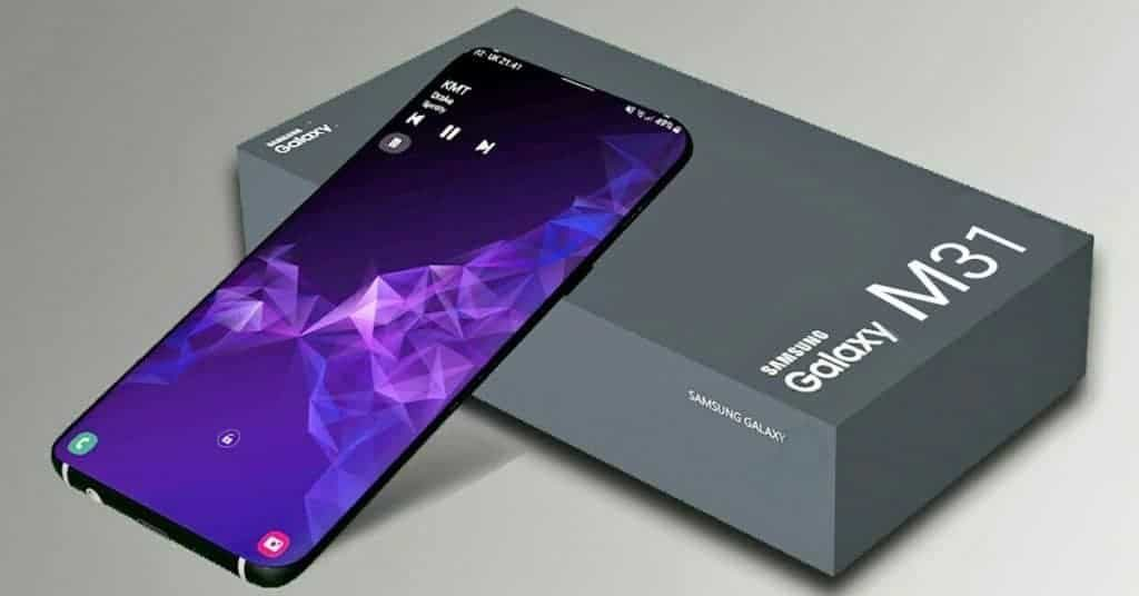Samsung Galaxy M31 обзор, характеристики, отзывы