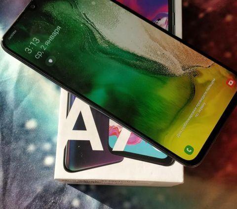 Смартфон Samsung Galaxy A70 характеристики, подробный обзор