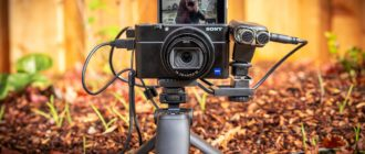 Sony cyber shot dsc RX100 VII обзор, отзывы о компактной камере