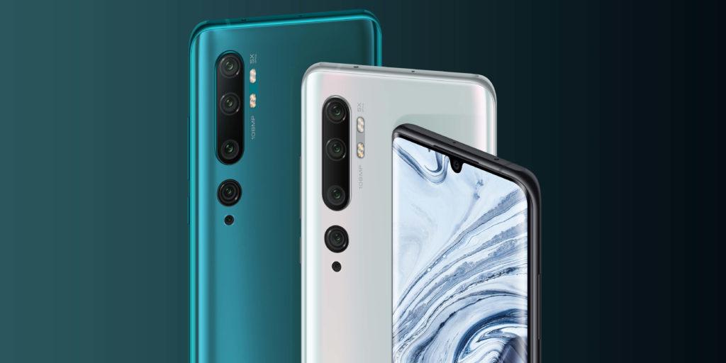 Сравниваем характеристики и стоимость Xiaomi Mi 10 и Xiaomi Mi 10 Pro