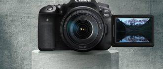 Canon EOS 90D все преимущества и недостатки, отзывы владельцев