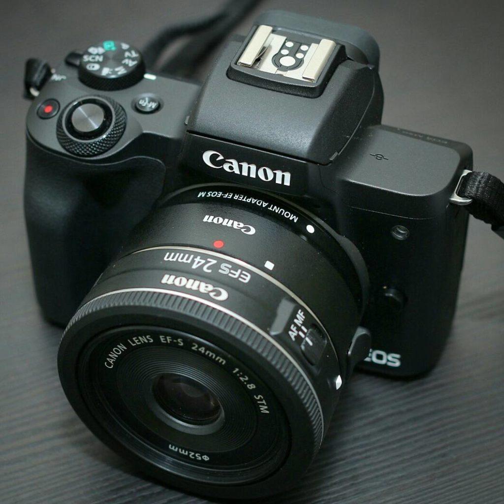 Canon EOS M50 Обзор, характеристики, отзывы о беззеркальном фотоаппарате