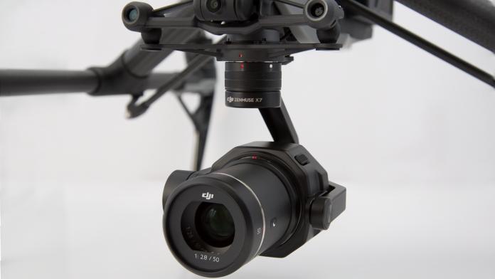DJI Zenmuse X7 Подробный обзор, характеристики, стоимость