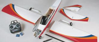 Как своими руками сделать самолет на радиоуправлении
