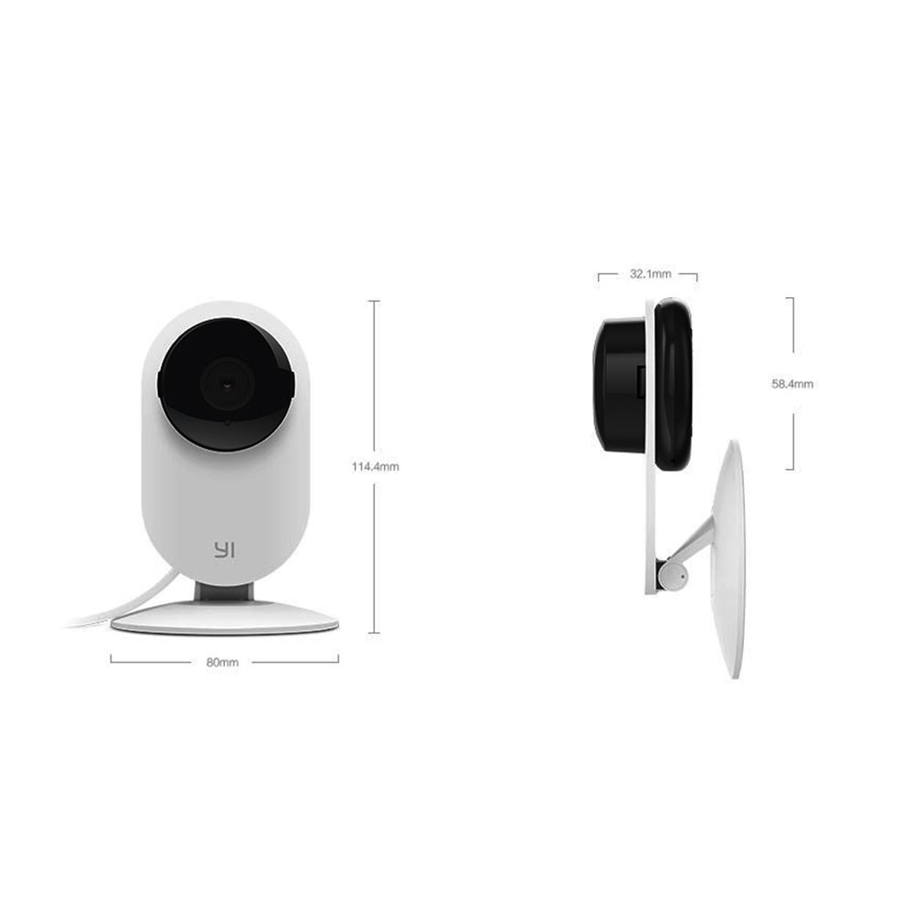 Камера видеонаблюдения YI 87001