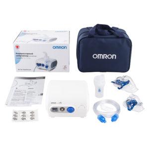 Компрессорный ингаляторнебулайзер Omron Comp Air NE-C28 Обзор, отзывы
