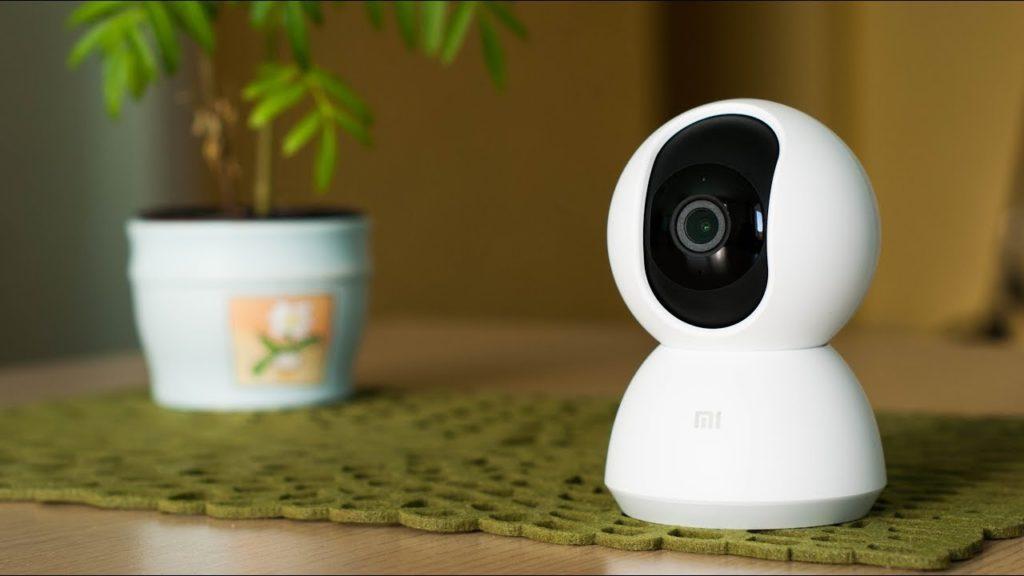 Лучшая камера Wi-Fi для видеонаблюдения Xiaomi Mi Home Security Camera 360° 1080p