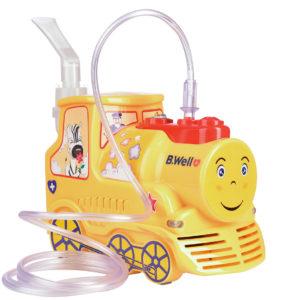 Лучший компрессорный ингалятор для детей небулайзер B.Well PRO-115
