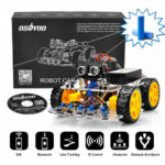 Роботы Arduino для начинающих: Рейтинг лучших, как выбрать и какой купить