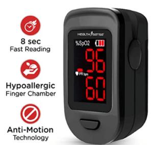 Пульсоксиметр HealthSense Accu-Beat FP 900